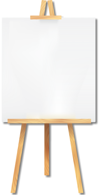 Canvas Painting Transparent